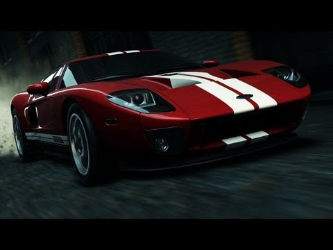 Need for Speed™ Most Wanted Ford GT Hidden Location Find It, Drive It (NFS001)