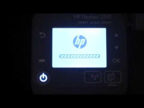 Unboxing & Setup: HP Deskjet 3510 e ALL IN ONE SERIES