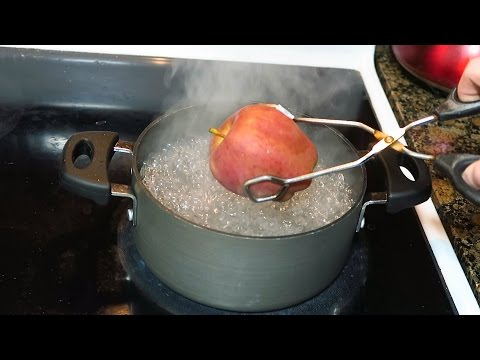 What Happens If You Boil A Red Delicious Apple?