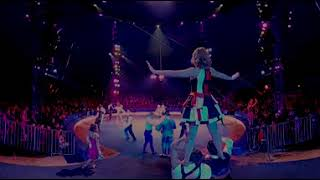 360°—Under the Big Top at the Big Apple Circus