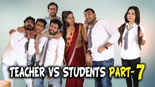 TEACHER VS STUDENTS PART 7   BakLol Video  