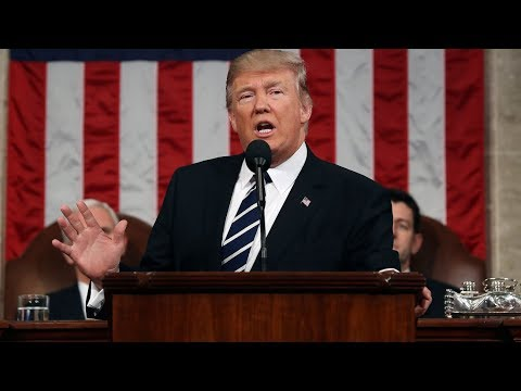 Watch Donald Trump's first State of the Union address