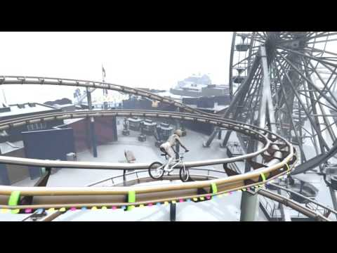 【GTA5】 BMX Magic Roller coaster