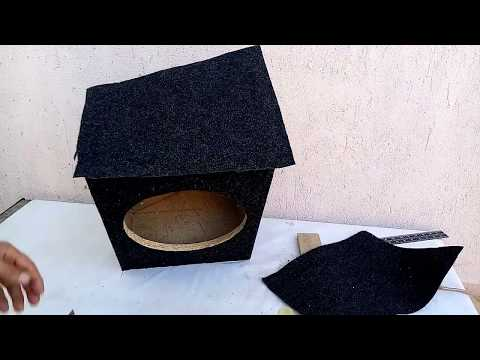 How to Make / Build a Car Subwoofer Box