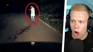 die gruseligsten Dashcam Momente, die je gefilmt wurden..
