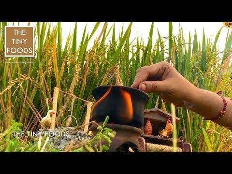E25 || Mutton Bone Soup Recipe || The Tiny Foods