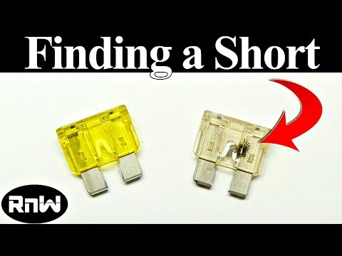 How to Diagnose and Find a Short Circuit or Wire in Your Car