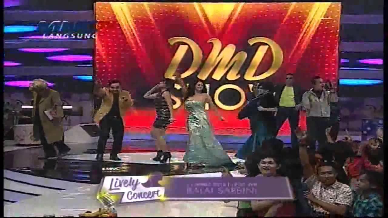 """""""DJ PUTIK SEKAR LANGIT feat Dewi Persik @DMD Show MNCTV 17 2 HD"""