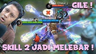 KILL 20 PAKE ODETTE EDAN ! - Mobile Legends Indonesia