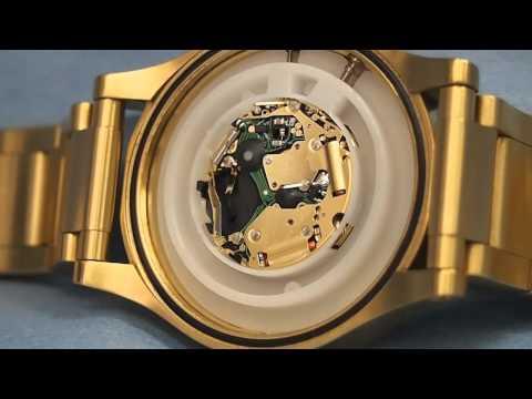 Inside the Nixon 51-30 Gold Tide watch