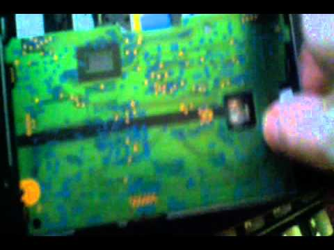 Xbox 360 DVD Drive Stock Chip Swap TS-H943