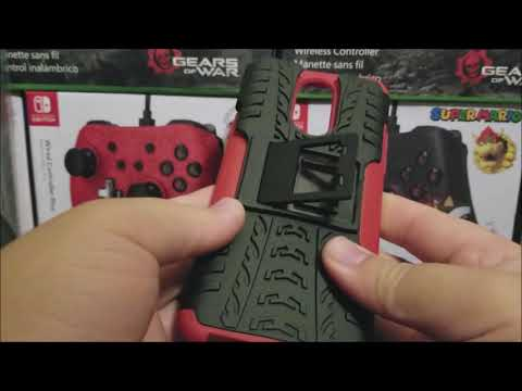 RioGree for LG Q7+ Case Unboxing