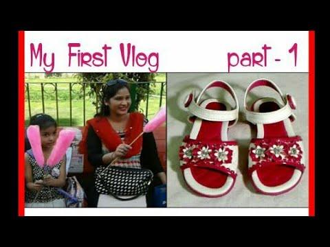 लाजपत नगर शॉपिंग हॉल । Lajpat Nagar Market Delhi Vlog  / My First vlog ( part - 1)  Rubis Recipes