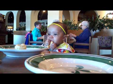 Everyone loves bread sticks from Olive Garden
