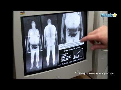 Full Body Scanner Images
