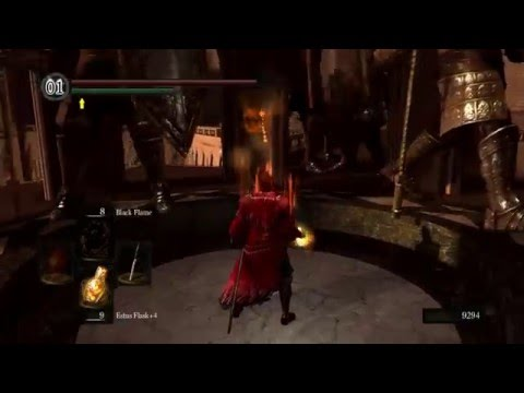 Cheesy Play's - Dark Souls Part 23 Aggression Mod