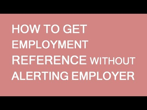 How to take reference letter for immigration to Canada and not get fired. LP Group