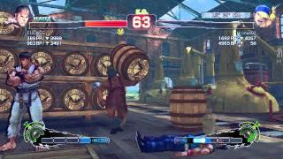 Ultra Street Fighter Iv Battle: Ryu Vs Yun