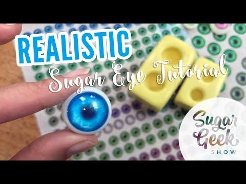 Isomalt Eye Tutorial