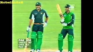 4 4 4 4 4 Abdul Razzaq vs Glenn McGrath 720p HD - 1999/00 Sydney