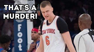 NBA Murder Moments 2017