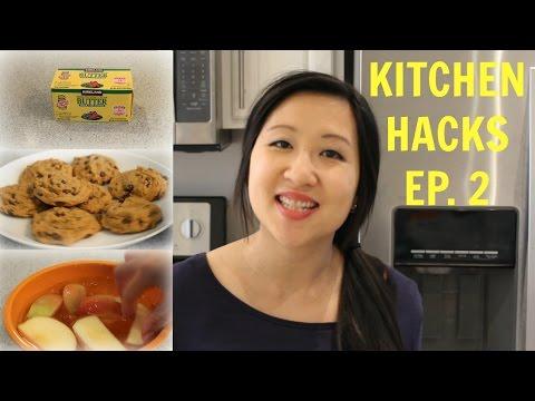 Kitchen Hacks Ep. 2 - Cooking, Baking, Kitchen, Food Tips & Tricks