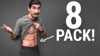 """I Did the """"Baby Shark Ab Workout"""" for 30 Days (THIS IS WHAT HAPPENED!)"""