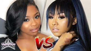 Reginae Carter shades Ari (G Herbo's EX)...and Ari responds! | Yung Miami vs. Southside