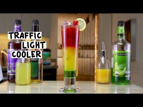 Traffic Light Cooler - Tipsy Bartender