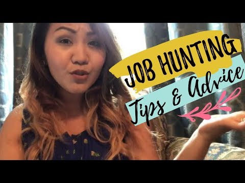 Finding a Job AFTER College || Great TIPS and GAP year strategy