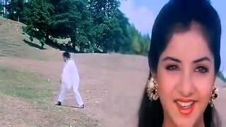 Aisi Deewangi  Deewana 1992 ft Shahrukh Khan Divya Bharti Bollywood Hindi Song