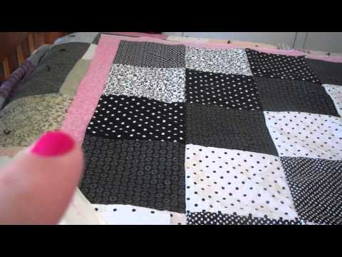HOW TO MAKE A BABY QUILT (YTO5)