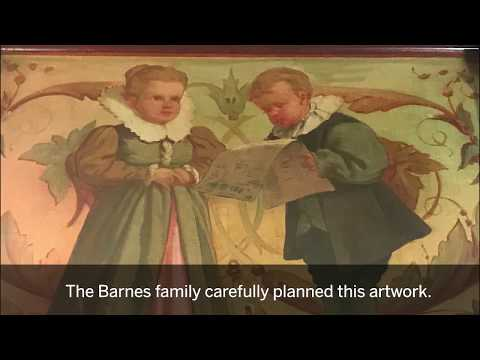 Curiosities of the Barnes-Hiscock Mansion in Syracuse