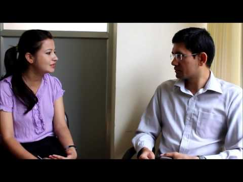 Founder of  IT Training  Nepal, Shailendra Basnet