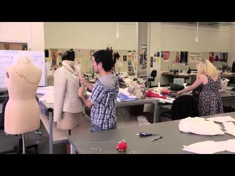 Study Fashion Design at Tafe South Australia