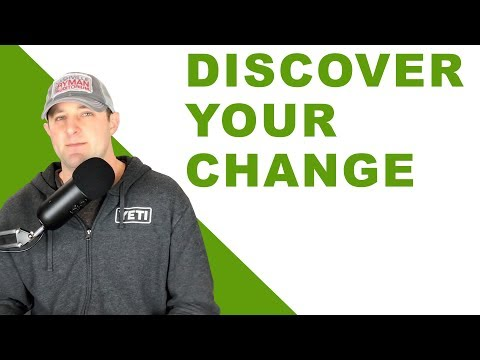 ⭐️ Discover Your Change ⭐️