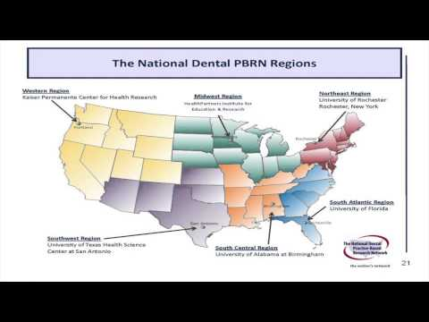 National Dental PBRN Orientation Presentation