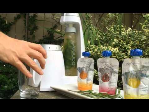 How to Make a Basil Infused Orange Soda