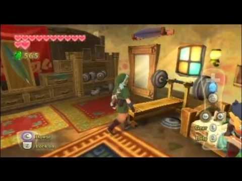 The Legend of Zelda: Skyward Sword Playthrough Part 69
