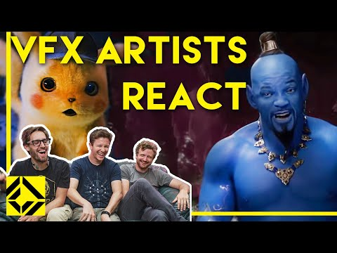 Xxx Mp4 VFX Artists React To Bad Amp Great CGi 2 3gp Sex