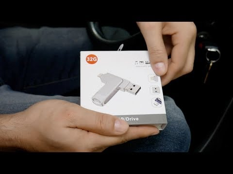 iPhone lightning adapter to USB or Micro USB for Android
