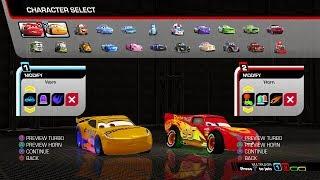 Cars 3: Driven to Win (PS4) - Multiplayer Champion Race Cup (Lightning McQueen & Cruz Ramirez)