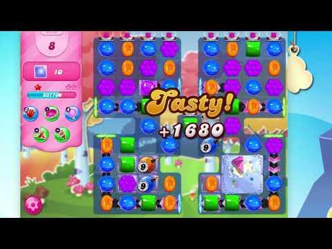 Candy Crush Saga Leve; 3175  No Booster