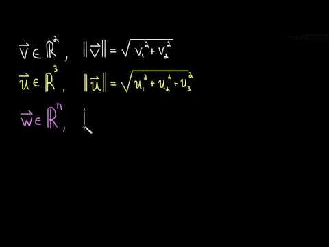 1.1 Length of a Vector