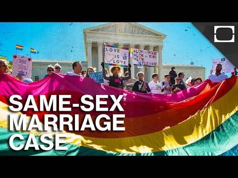 A Brief Look At The Same-Sex Marriage Battle In The Supreme Court