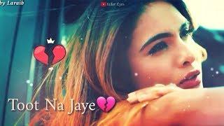 Very Sad Whatsapp Status || SAKHIYAAN Maninder Buttar Whatsapp Status || New Punjabi Song