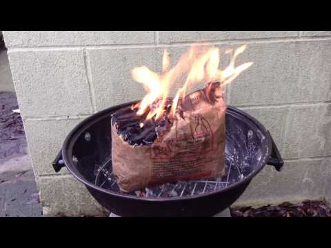 How to Light Instant Lumpwood Charcoal