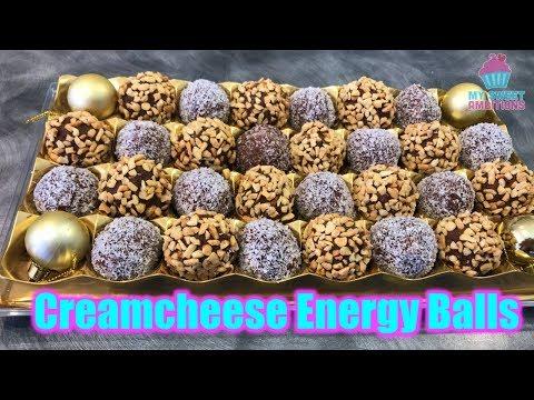 Creamcheese Energy Balls