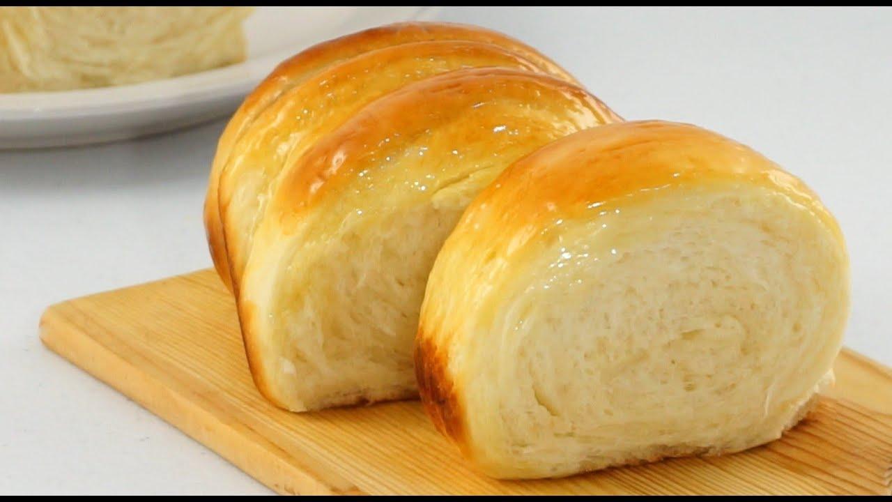 Soft And Fluffy Condensed Milk Bread