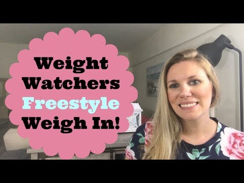 Weight Watchers Freestyle Weigh In | Memorial Day Tips